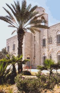 Le monastère de Notre–Dame du Mont Carmel